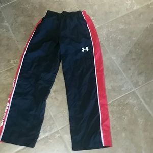 Youth medium under armour pants